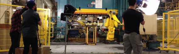 """American Hydroformers, Inc. tube hydroforming process to be Featured on """"How It's Made"""""""