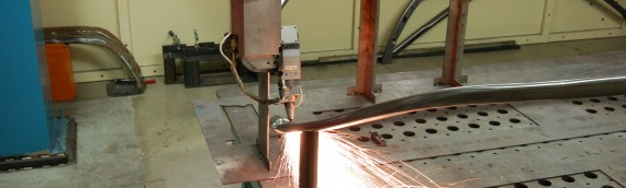American Hydroformers Laser Cutting Applications