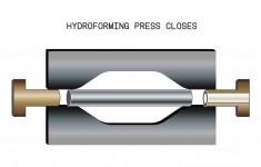 Hydroforming Step 2