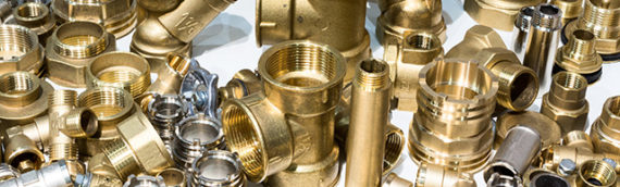 Hydroformed Components Using Brass